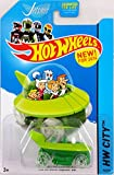 2014 Hot Wheels Hw City [90/250] - The Jetsons Capsule Car