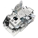 Front Left Driver Side Door Lock Actuator with Integrated Latch for 1985-2002 Chevrolet Chevy GMC Silverado Sierra Safari Astro Truck Replace # 16631627