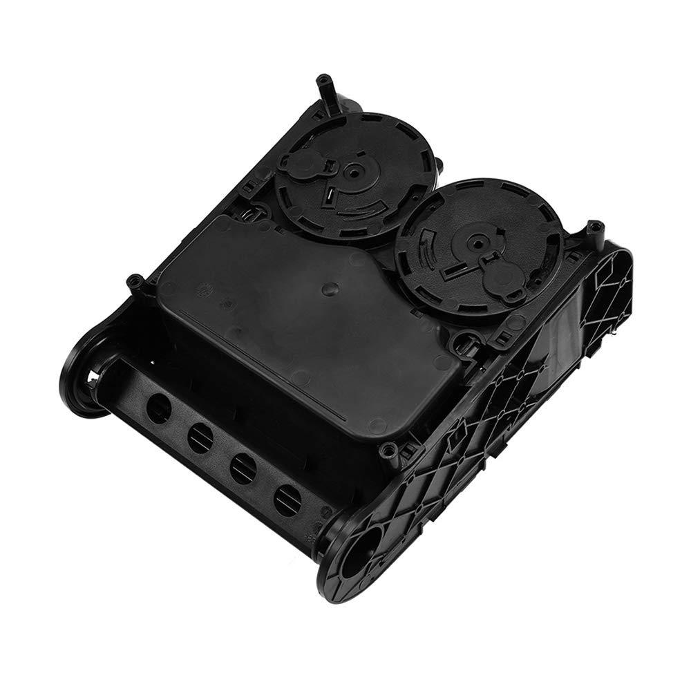 Soporte para portavasos del Coche Soporte para portavasos Delantero Negro para Volkswagen Magotan Passat B6