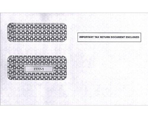 EGP IRS Approved 1099 Tax Form Envelope (200 packs - 5000 envelopes)