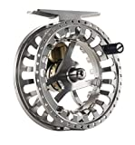 Hardy Ultralite Fwdd Freshwater Fly Reel, Titanium/Green, 3000 (3/4/5) For Sale