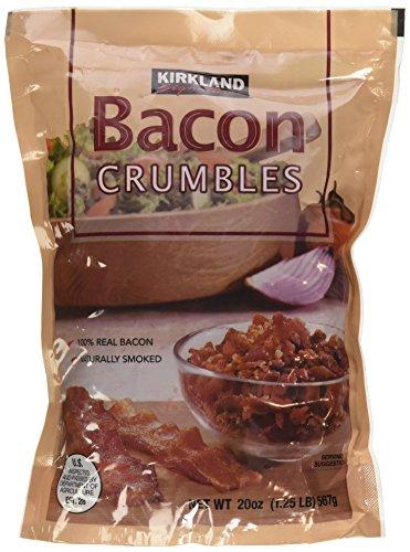 Kirkland Bacon Crumbs-20 oz - Pieces Real Bacon