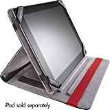 Rocketfish™ - MY WAY Leatherlike Case for Apple® iPad® 2nd-, 3rd- and 4th-Generation