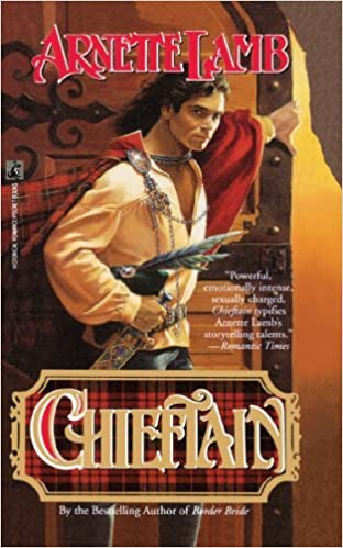 Book Chieftain by Arnette Lamb (2008-12-24)