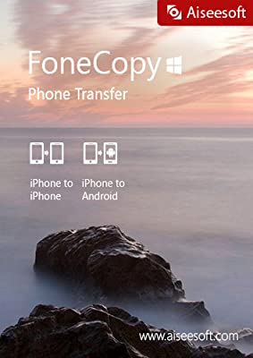 FoneCopy - Best cell phone data transfer software to transfer data from one phone to another in one click [Download]