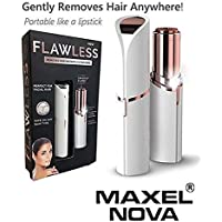 Maxel Nova Electric Flawless Finishing Touch Hair Remover Razor For Women