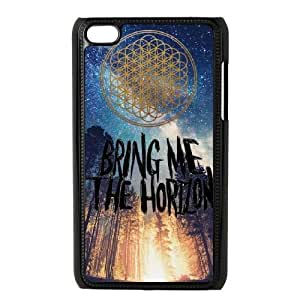 Bring Me The Horizon Cell Phone Case for Ipod Touch 4,diy Bring Me The Horizon cell phone case