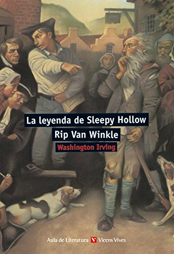La Leyenda de Sleepy Hollow: Rip Van Winkle / The Legend of Sleepy Hollow: Rip Van Winkle (Aula de Literatura)