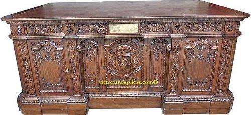 oval office desk replica. Amazon.com: White House Oval Office President Resolute Desk: Kitchen \u0026 Dining Desk Replica F