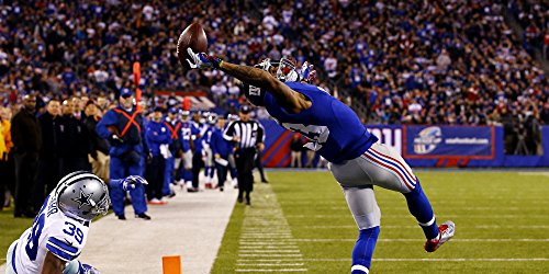 Odell Beckham Jr New York Giants Poster Photo Limited Print NFL Football Player Sexy