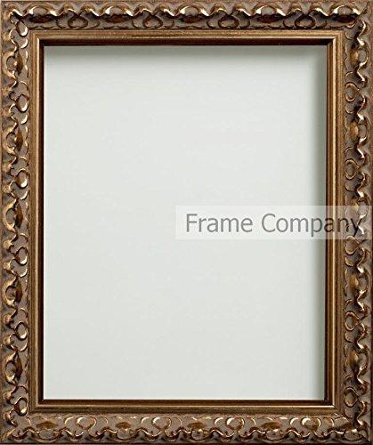 Frame Company Charleston Range 30 x 20-Inch Picture Frame, Gold ...