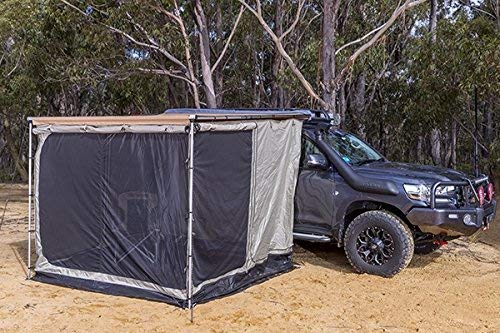 ARB 813208A Awning Room (Deluxe w / Floor 2000mm x 2500mm Heavy Duty) for ARB Awning 814201 or ()