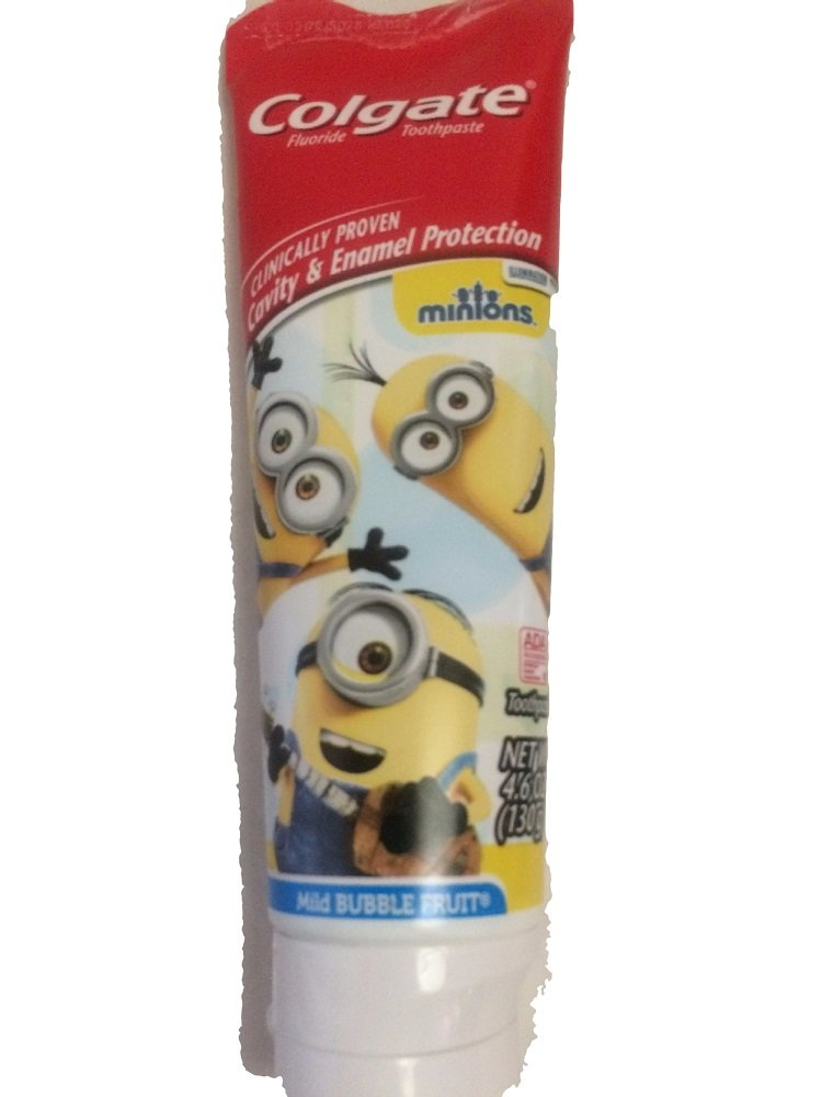 Amazon.com: Despicable Me Powered Toothbrush Plus Toothpaste 4.6oz with Sunglasses 100% Uv Protection and 16oz Rinse Cup: Health & Personal Care