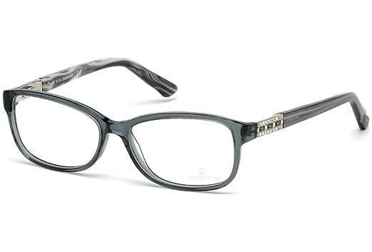 055af14965 Eyeglasses Swarovski Foxy SK 5155 SK5155 020 grey other at Amazon ...