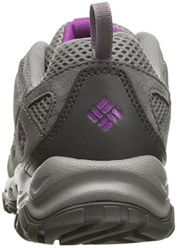 Shoes 5 US 2017 Ridge Plains Violet 7 5 Schuhe Intense 38 EU Grey Light Größe Columbia Women wxfPqP