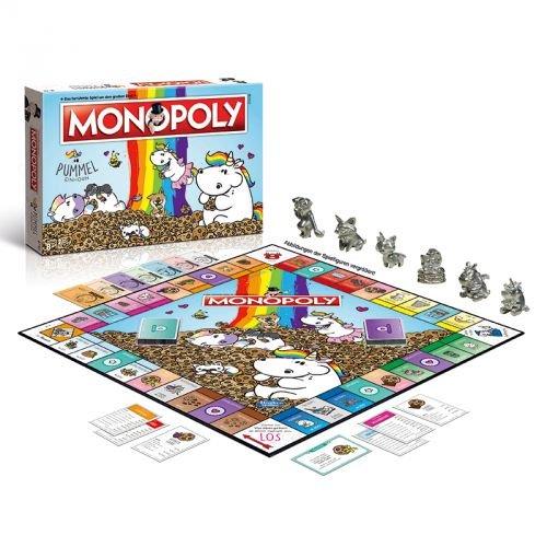 Brettspiel Monopoly Pummeleinhorn