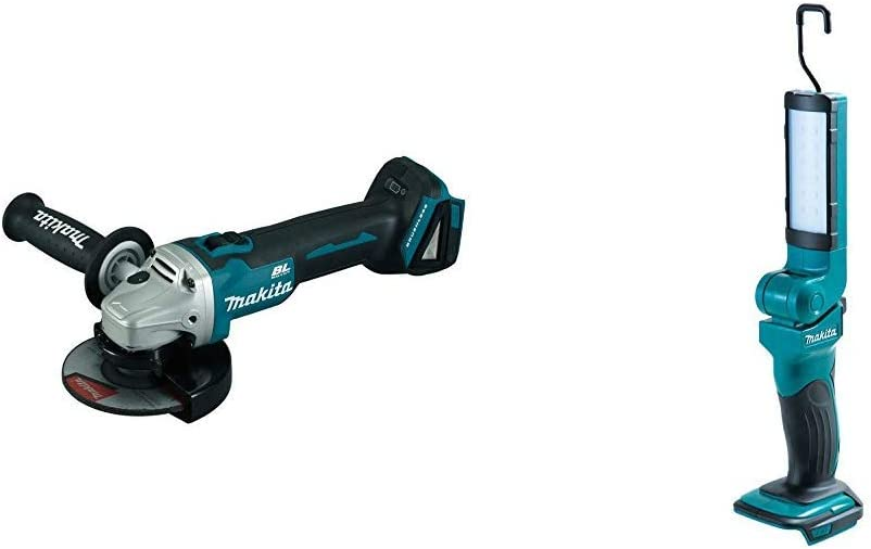 Makita Akku-Winkelschleifer 125 mm sin bater/ía recargable 18 V DGA506Z