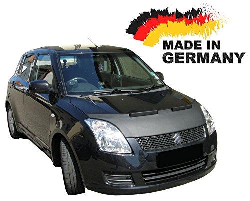 Black Bull Suzuki Swift 4 Protector del Capot Front End Cover Car Bra Bonnet Hood Tuning Coche Máscara NUEVO