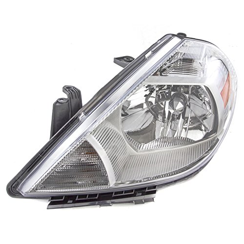 08 versa headlight assembly - 7