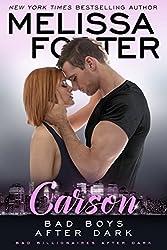Bad Boys After Dark: Carson (Bad Billionaires After Dark Book 3)