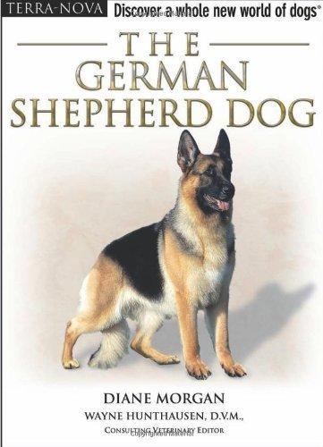 The German Shepherd Dog [With Dog Training DVD] by Diane Morgan (Aug 1 2005) - Tfh Dvd