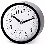 Best Creativity for Kids Alarm Clocks - RFVBNM Student Bedside Luminous Alarm Table Bedroom Sleepy Review