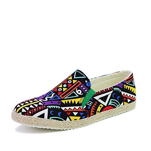 Cómodo y transpirable en verano zapatos/Zapatillas casuales/Pedal establece zapatos hombres A