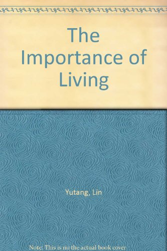 The Importance of Living