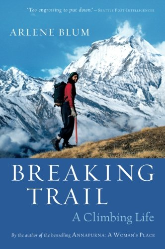 Book cover for Breaking Trail