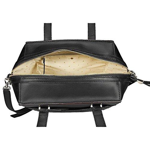 Kate Spade Black 2 Park Avenue Small Beau Ladies Handbag