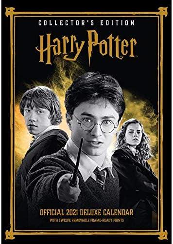 Harry Potter Deluxe 2020 - Bloque de escritorio con pegatinas ...