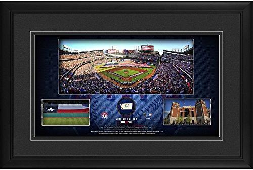 Texas Rangers Framed 10