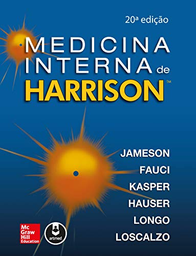 Medicina Interna Harrison 2 Volumes ebook