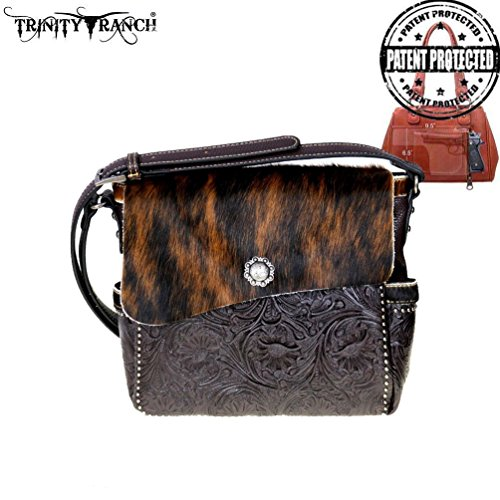 trinity-ranch-tooled-hair-on-leather-collection-concealed-handgun-crossbody-bag-coffee