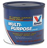 Valvoline Grease, Ext Pressure and High Temp, 1lb