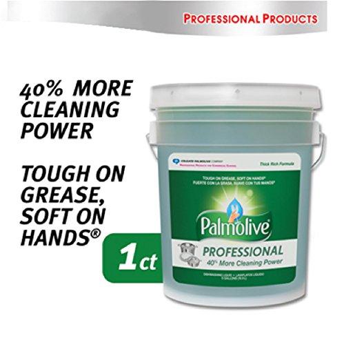 Palmolive 204917 Professional Dishwashing Liquid, 5 gal Bottle by Palmolive (Image #1)