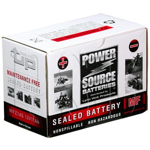 Ytz14s gtz14s ptz14s utz14s replacement battery 250cca for Honda battery cost