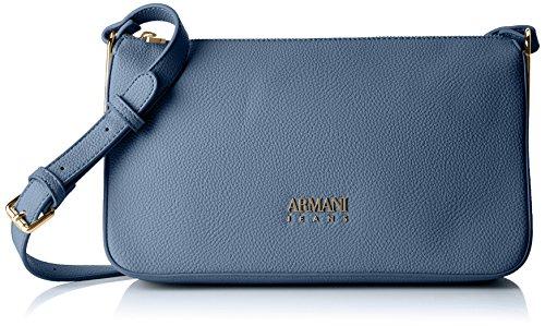 Armani Sacs baguette Tracolla Borsa Blu Bleu Emporio Marlin SqHgpZPnw