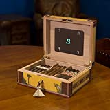 Boveda for Cigars | Metal Boveda Mounting Plate for Humidor | for Use with One (1) Size 320 Boveda (Sold Separately) | Includes One (1) Mounting Magnet | 1-Count