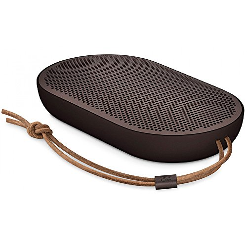 B&O PLAY P2 Portable Bluetooth Speaker, Umber, One Size
