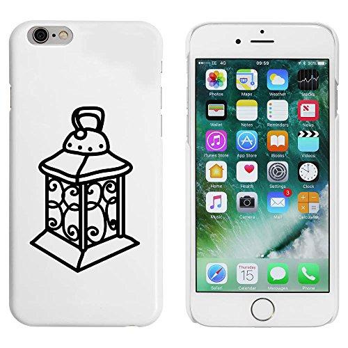 Weiß 'Fantastische Laterne' Hülle für iPhone 6 u. 6s (MC00088159)