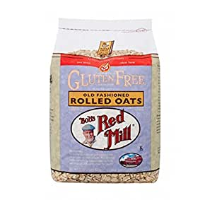 BOB's RED MILL Gluten Free Rolled Oats, 907 Gram