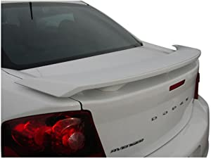 Dodge Avenger Spoiler Painted in the Factory Paint Code of Your Choice 249 PRM
