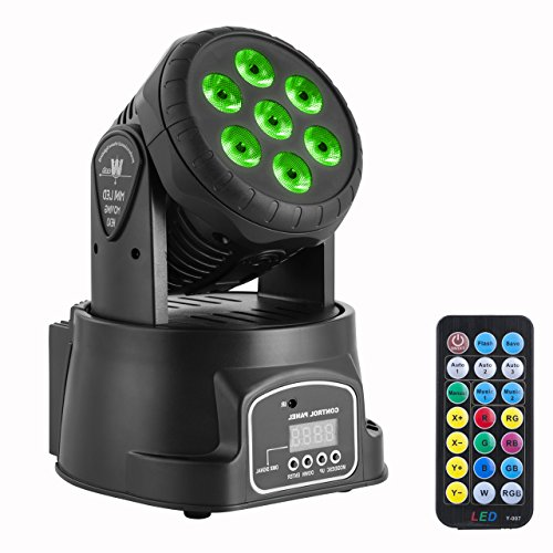 3 Color Led Moving Head Light in US - 4
