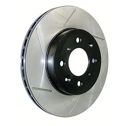 Centric Parts Power Slot Disc Brake Rotor 126.44158SR
