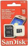 SanDisk 16 GB Micro SDHC Memory Card