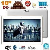 Tablette 3G 10 pouces Octa Core 2GHz 2Go RAM Android Dual SIM GPS 16Go
