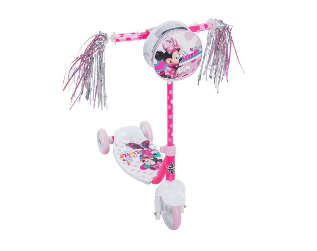 Disney Juniors Minnie Mouse - Preescolar 3 Ruedas Scooter ...