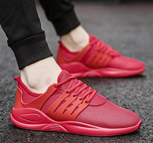 Deportivos De Los Transpirable Vuelo Renmen 43 Malla Hombres Red Zapatos 39 Punto qTaCI