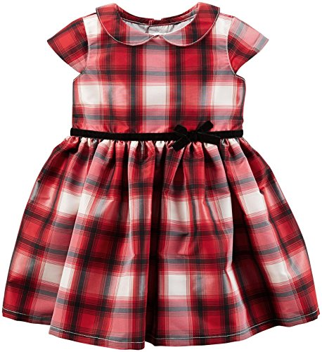 Carter's Baby Girls Dress, Red, - Sammy Dress Clothing